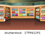a vector illustration of... | Shutterstock .eps vector #179961191