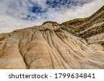 Hoodoo Rock Formations In The...