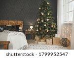 Christmas Tree Background....