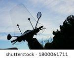 Motorcycle Steering Wheel With...