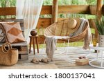 Interior Design Of  Summer...