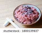 """sekihan"". Mochi Rice And Azuk..."