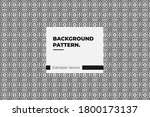 korea tradition pattern line... | Shutterstock .eps vector #1800173137