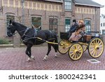 Urk  The Netherlands  February...