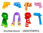 Collection Of Scarves For Boys...