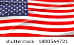 united states of america flag...   Shutterstock .eps vector #1800564721