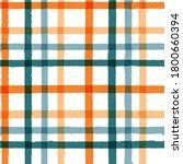 gingham seamless pattern.... | Shutterstock .eps vector #1800660394