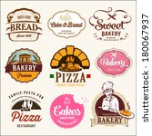 Collection Of Bakery  Cakes And ...