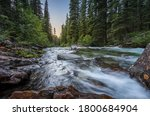 Wild Mountain Fly Fishing River ...