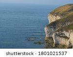 The Flamborough Cliffs At North ...