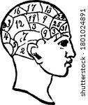 Phrenology Is A Pseudoscience...