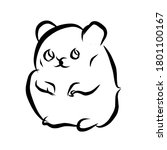 animal illustrations for t...   Shutterstock . vector #1801100167