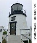 Owl S Head Lighthouse In Maine
