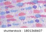 Aquarelle Texture. Cream Tie...