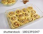 Ready To Bake Cinnamon Roll ...