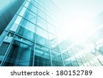 panoramic and perspective wide... | Shutterstock . vector #180152789