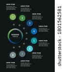modern infographic template...