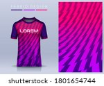 fabric textile for sport t... | Shutterstock .eps vector #1801654744