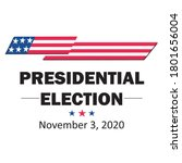 presidential election 2020....