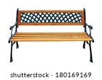 Decorative Wooden Bench...