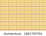 paint gingham watercolor... | Shutterstock .eps vector #1801709701