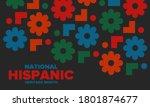 national hispanic heritage...   Shutterstock .eps vector #1801874677