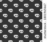 vector image. funny pattern of...   Shutterstock .eps vector #1801965667
