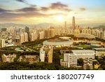 scene of shenzhen special... | Shutterstock . vector #180207749