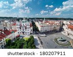 church of st. nicholas. old... | Shutterstock . vector #180207911