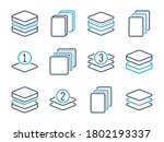 fabric feature related vector...