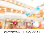 abstract blur people in... | Shutterstock . vector #1802229151
