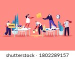 office characters in medical... | Shutterstock .eps vector #1802289157