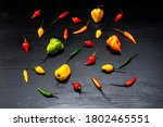 Various Types Of Peppers  ...
