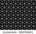 vector illustration the cubes...   Shutterstock .eps vector #1802538691