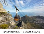 Cape town  table mountain cable ...