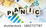 Small photo of Panic is a sudden uncontrollable fear or anxiety, often causing wildly unthinking behaviour.
