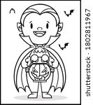 Coloring Book Page For...