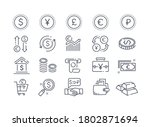 large collection of 20... | Shutterstock .eps vector #1802871694