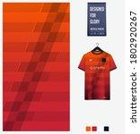 fabric textile pattern design... | Shutterstock .eps vector #1802920267