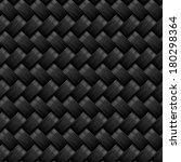 a carbon fiber seamless pattern ... | Shutterstock .eps vector #180298364