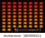 metal gradient collection ... | Shutterstock .eps vector #1803000211