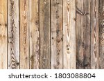 Grunge Wood Texture. Raw Brown...