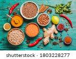 Indian Kitchen Various...