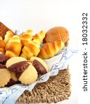 bakery food | Shutterstock . vector #18032332