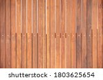 Brown Wooden Fence Texture For...