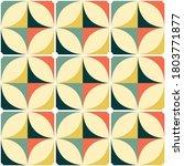 60's and 70's retro vector... | Shutterstock .eps vector #1803771877