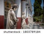 Kerkyra  Greece  15.july 2020 ...