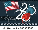 Presidential Us Election Banner ...