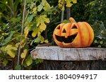 Outdoor Halloween Decoration....