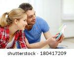 repair  interior design ... | Shutterstock . vector #180417209